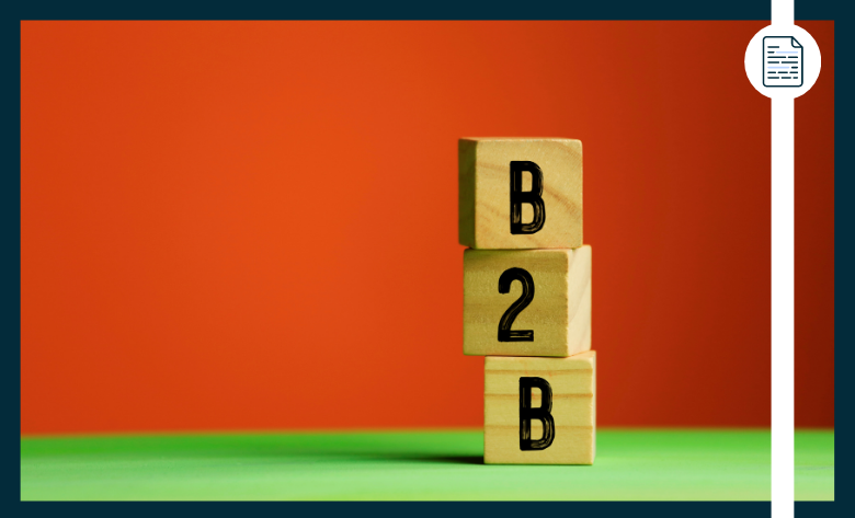 marketing b2b definicion
