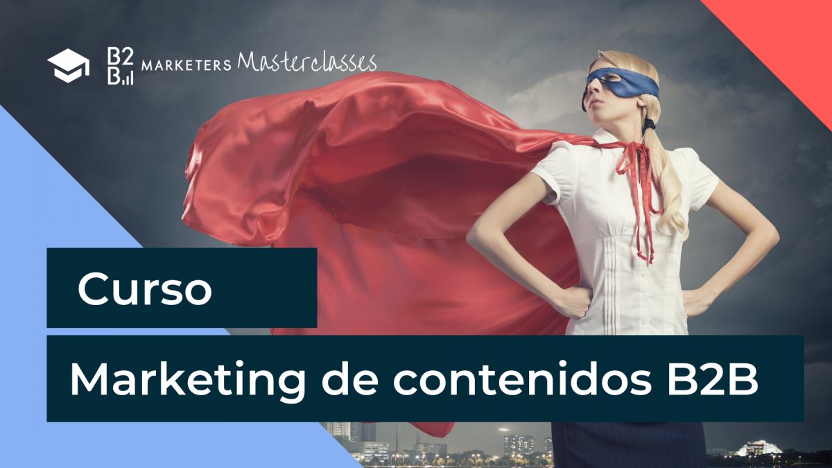 curso marketing de contenidos